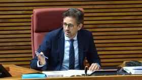 José Juan Zaplana, responsable de Sanidad del PP valenciano.