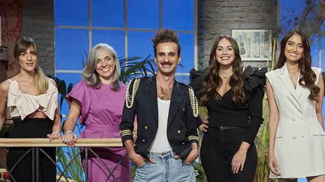 'Maestros de la costura 4' aterriza en TVE: estos son sus concursantes