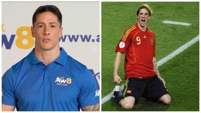 Las imágenes del mundo del deporte: Fernando Torres deja de ser 'El Niño' por su brutal cambio físico