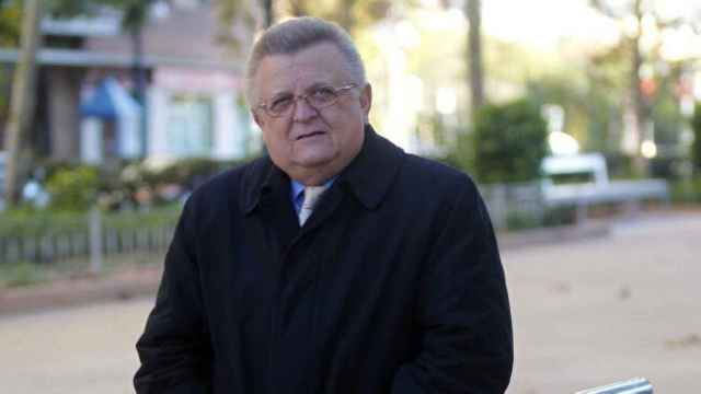Pedro Cortés, expresidente del Valencia CF y exdelegado de la Selección Española. EFE