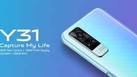 Nuevo Vivo Y31: especificaciones, precio y disponibilidad