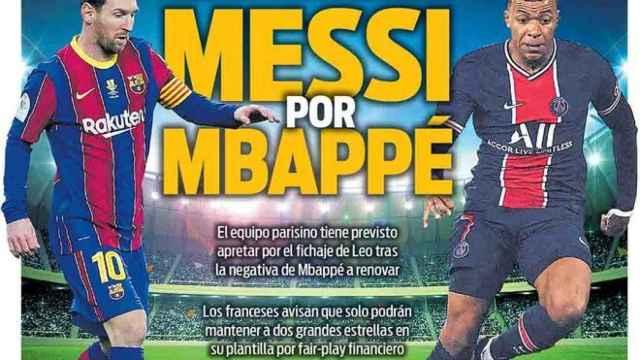 Portada Sport (20/01/21)