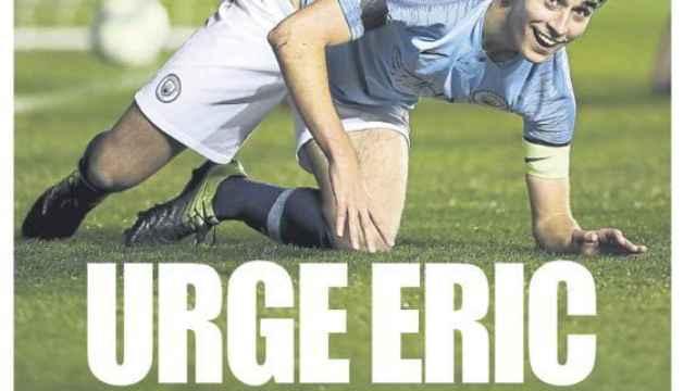 Portada Mundo Deportivo (20/01/21)