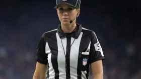 L que será la primera mujer en una final de la Super Bowl
