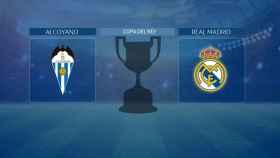 Streaming en directo | Alcoyano - Real Madrid (Copa del Rey)