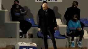 Zidane analiza en rueda de prensa la derrota del Real Madrid ante el Alcoyano en la Copa del Rey