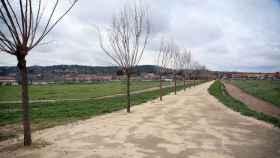 Senda de las Moreras de Toledo