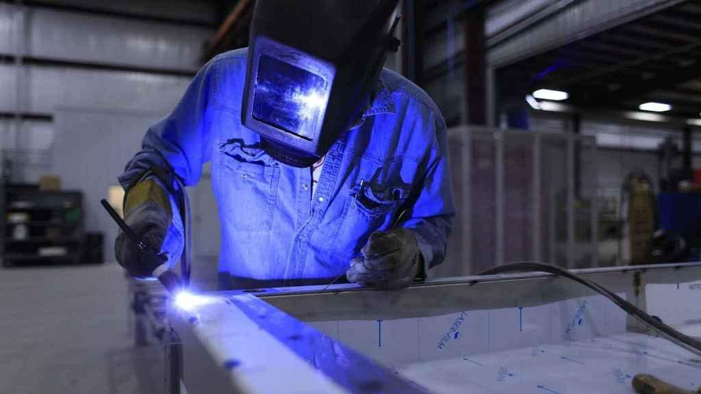 Entre 2009 y 2019, la industria representó alrededor del 20% del PIB de la UE.