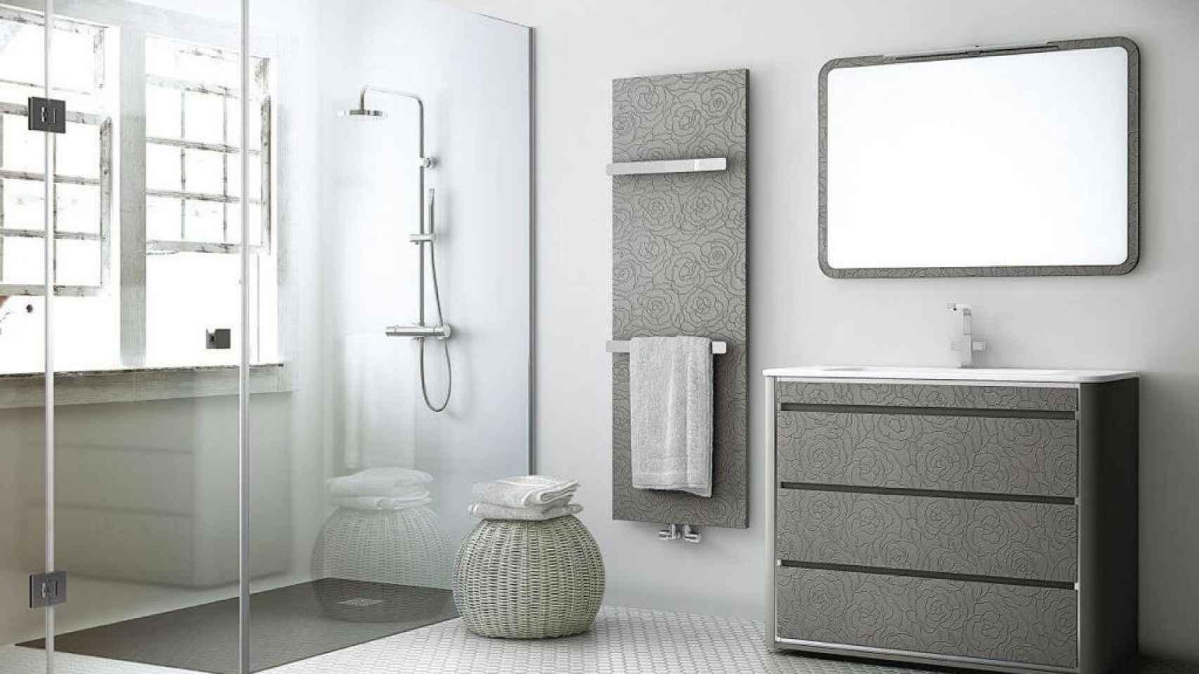 Muebles de baño del grupo RGIB. EE