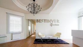 Una de las oficinas de Bestinver.