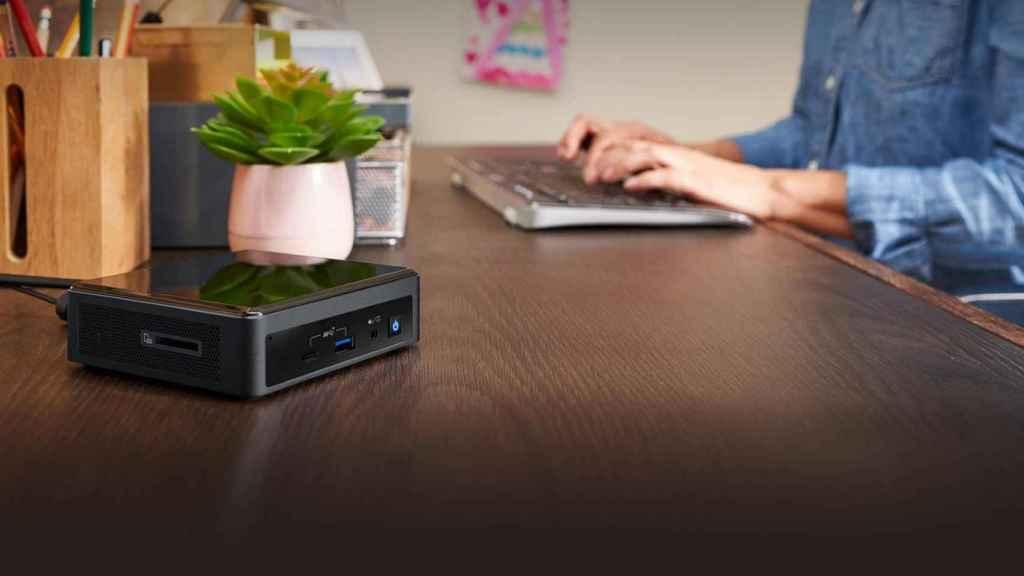 Los Intel NUC ofrecen el último hardware de Intel en un formato diminuto