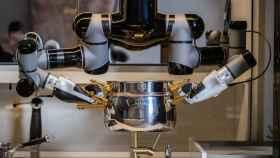 Robot de cocina Moley