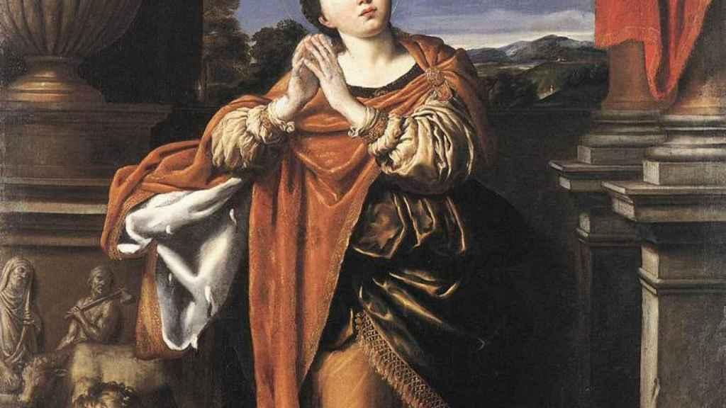 Santa Inés.