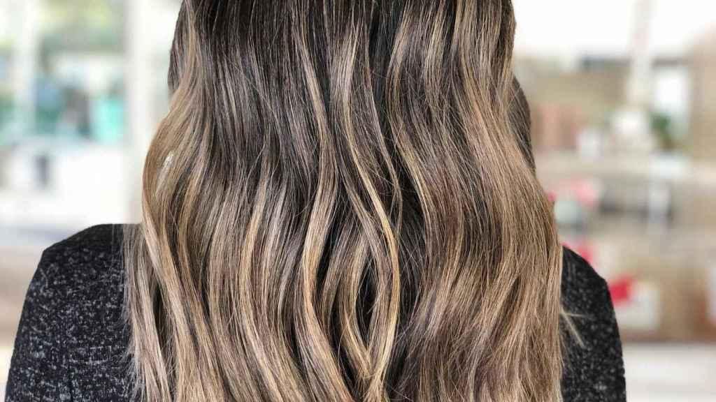 Las 'babylight' aclaran de manera natural el cabello.