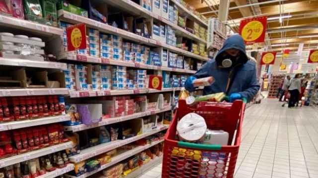 Detergente supermercado
