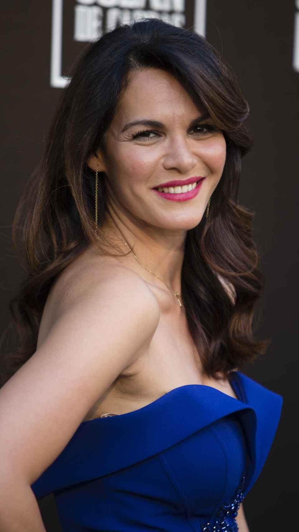 Fabiola Martínez en una imagen de archivo.