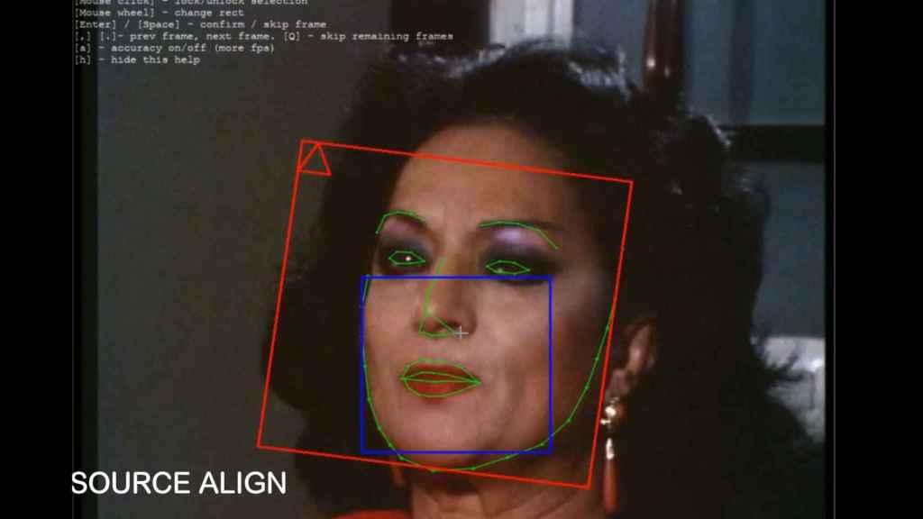 Deepfake de Lola Flores