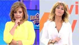 Teresa Campos y Emma García se reencontrarán en 'Viva la vida'.