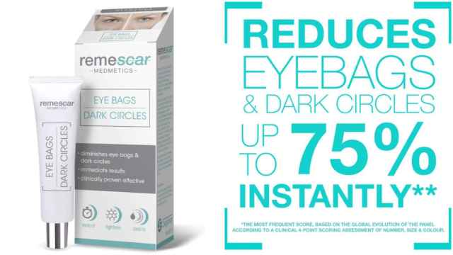 Remescar Eye Bags & Dark Circles, la crema que arrasa en Amazon.