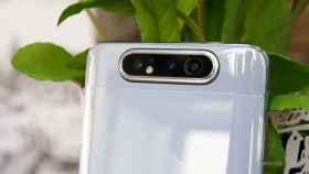 Samsung trabaja en un sucesor para el Galaxy A80