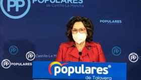 Carmen Riolobos, en una imagen de este miércoles