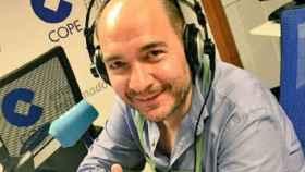 Carlos Moreno, El Pulpo, la estrella de las madrugadas de Cope