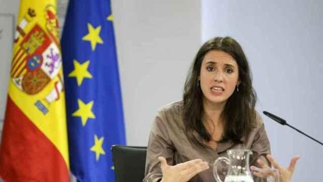 El PSOE ningunea a Irene Montero y hace su propia ley de igualdad, harto de las zancadillas de Podemos