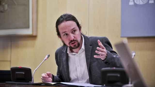 Pablo Iglesias, vicepresidente segundo del Gobierno y secretario general de Podemos.