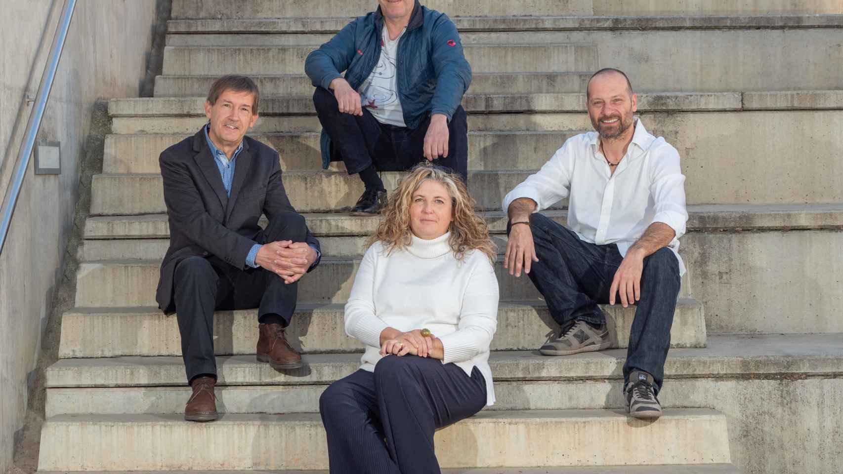El equipo de BHV Partners.