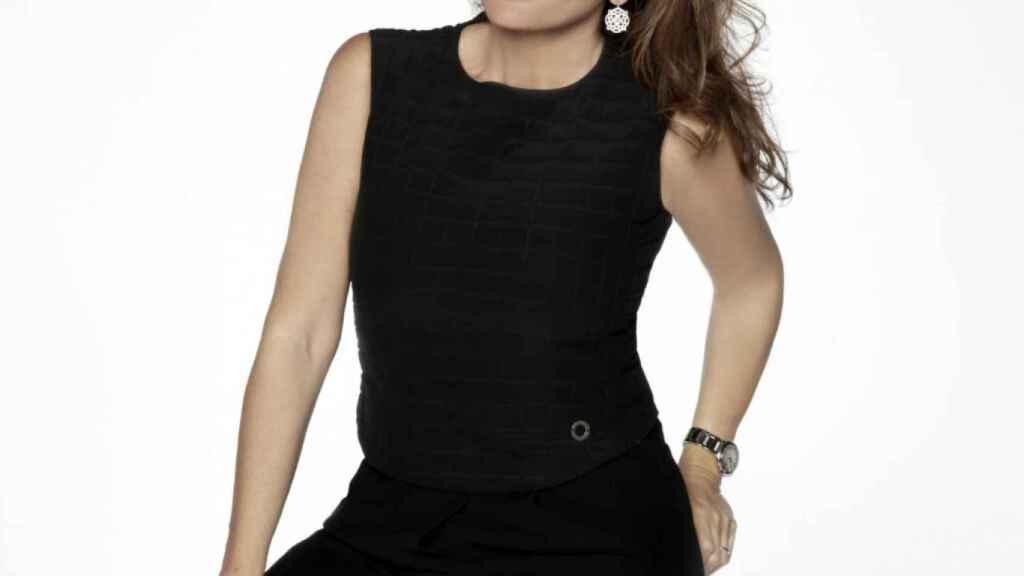 Sandra García-Sanjuán Machado.