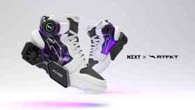 La caja de ordenador con forma de zapatilla de NZXT