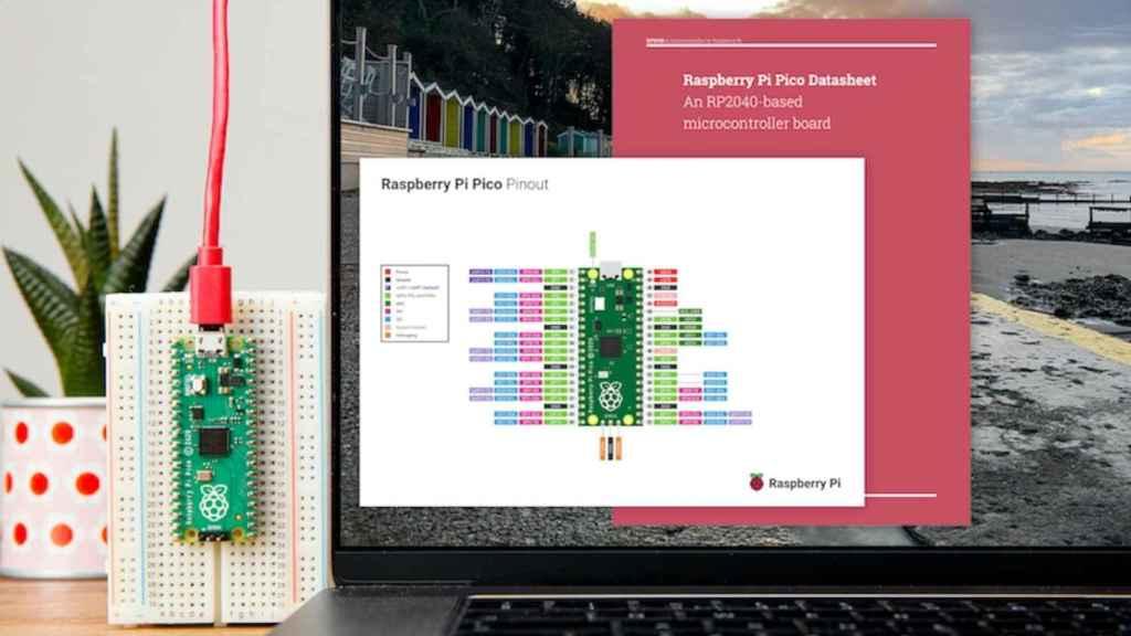 La nueva Raspberry Pi Pico puede ser ideal para aprender DIY y programación