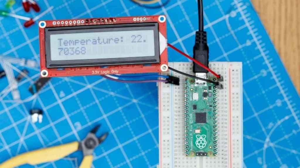 La Raspberry Pi Pico es suficiente para controlar sensores
