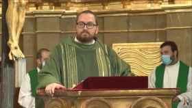 Rubén Pérez Ayala, el sacerdote fallecido con 36 años de edad.