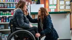 Kiera Allen y Sarah Paulson, protagonistas de 'Mamá te quiere'.