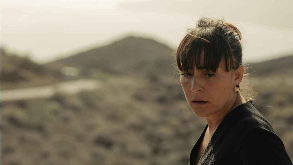 Candela Peña protagoniza 'Hierro'.