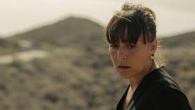 Candela Peña en una imagen de 'Hierro'.