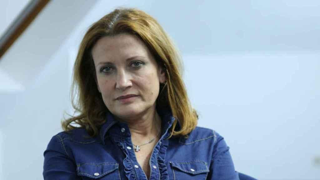 Almudena Bermejo.