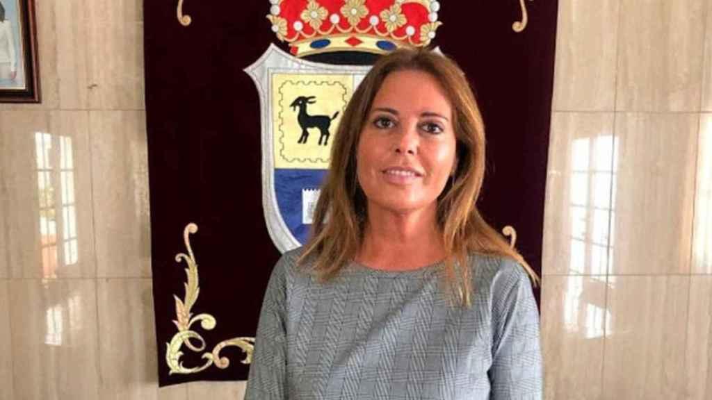 La alcaldesa de La Oliva (Fuerteventura), Pilar González.