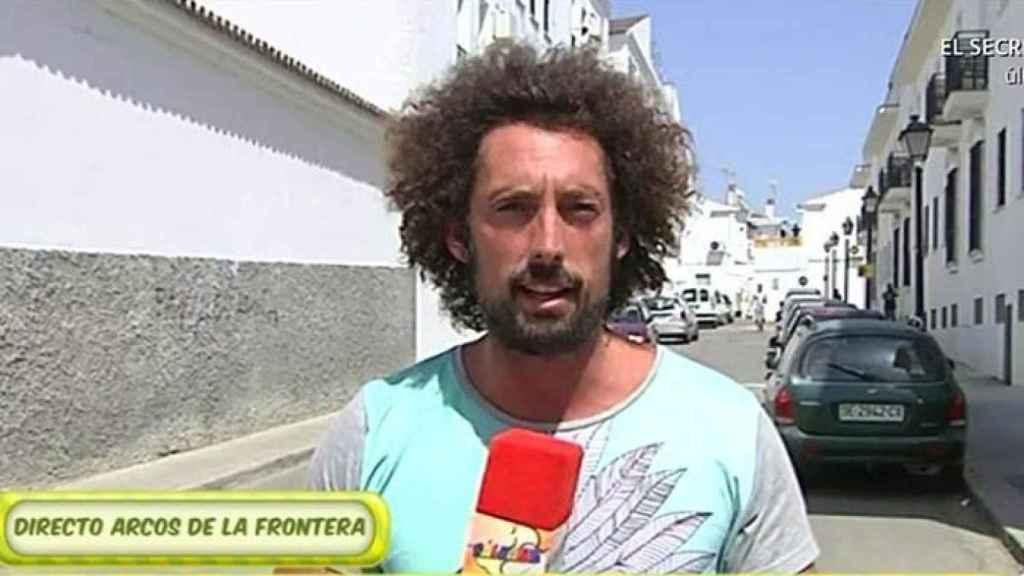 José Antonio León es uno de los reporteros más veteranos de 'Sálvame'.
