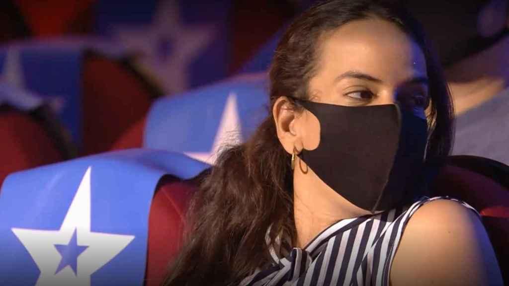 Por qué el público de 'Got Talent' aparece unas veces con mascarillas y otras no