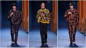 Moledos de la última colección de Kim Jones para Dior Homme.