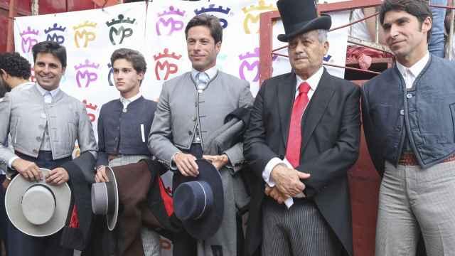 La vida de José 'Riverita', el primer torero de la familia Rivera, en imágenes