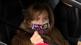 María Teresa Campos en una imagen de Europa Press.
