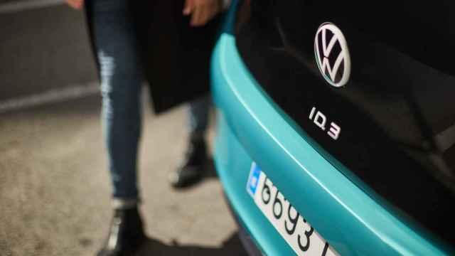 El Volkswagen ID.3 ha sido el gran lanzamiento de la marca en 2020.