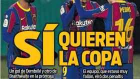 Portada Sport (22/01/21)