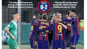Portada Mundo Deportivo (22/01/21)
