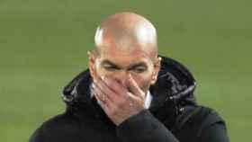 Zinedine Zidane ha dado positivo en coronavirus