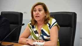 Rosa Ana Rodríguez, consejera de Educación y Cultura de CLM