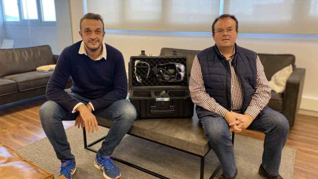 Pablo González y Xavi Renom, fundadores de JustMind.